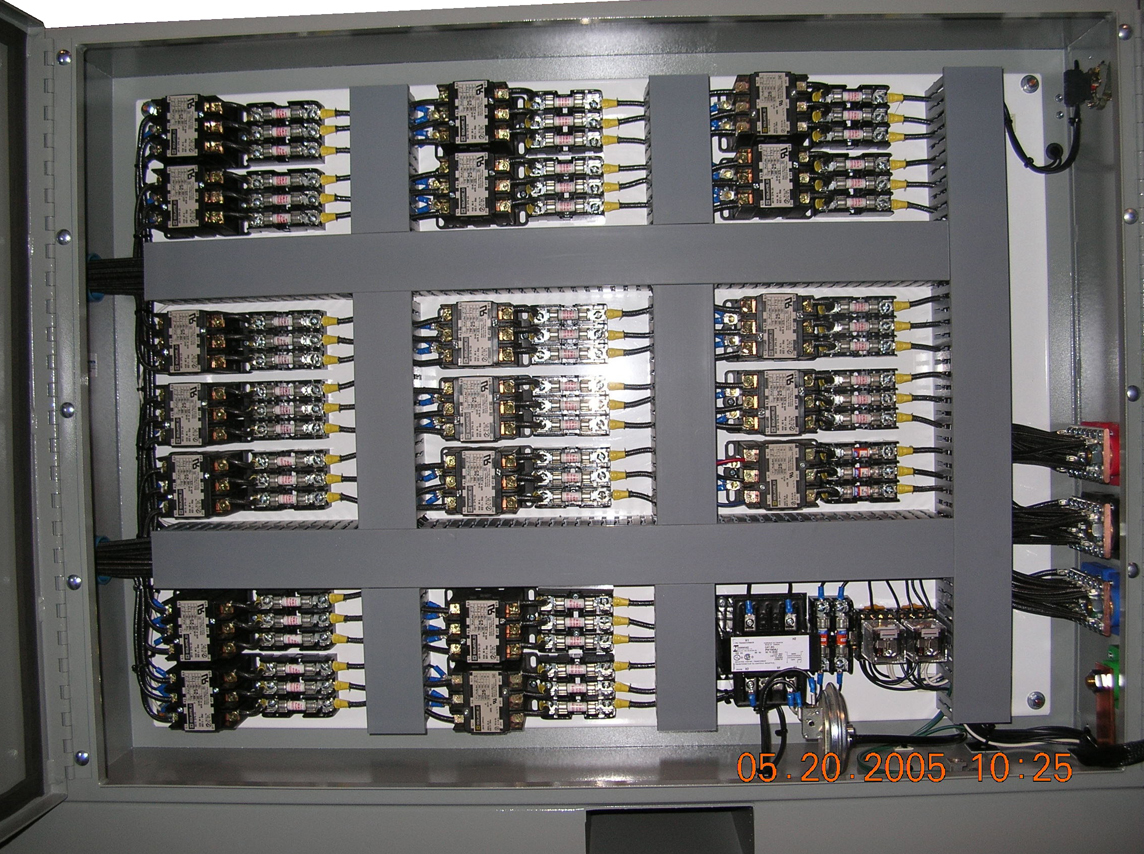 CONTACTOR-LAY-OUT