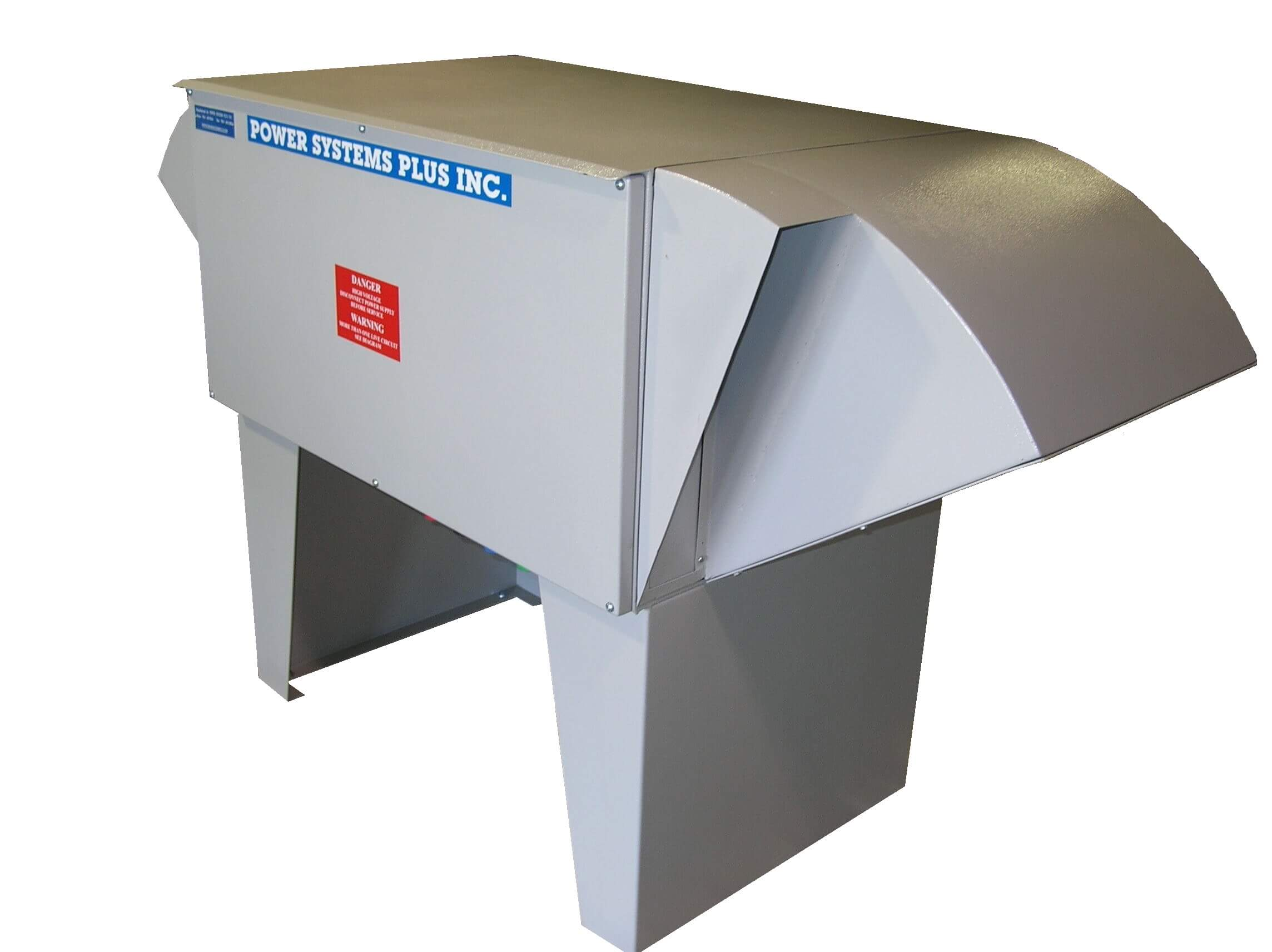 OUTDOORS STATIONARY LOAD BANK